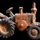 Für 1 Euro laden und 8 Stunden damit arbeiten. Das kann nur ein E-Traktor aus türkischer Produktion. Das Bild dient nur als Beispiel. So etwas gibt es nicht, noch nicht.